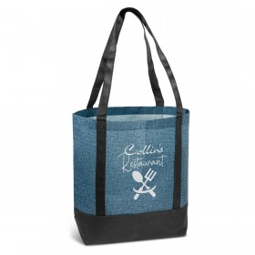 Azores Heather Tote Bags