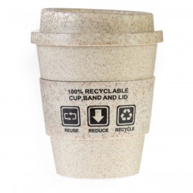 Recyclable Bamboo Carry Cups