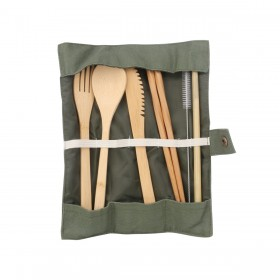 Bamboo Cutlery Sets