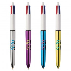 Bic 4 Colours Pen Shine