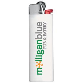 White Bic Lighters