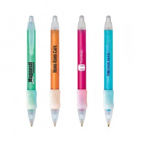 Bic Wide Body Clear Ice Trim Pens
