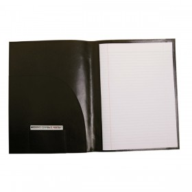 Bonded Leather Notepad Covers