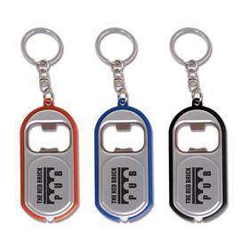 Bottle Opener Torch Keyrings