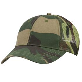 Camo Trucker Caps