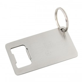 Card Bottle Opener Keyrings