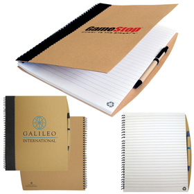 Carlton Recycled Notebooks