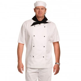 Chefs Short Sleeve Jackets