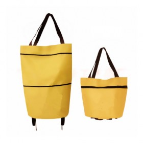 Collapsible Shopping Trolley Bags