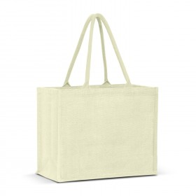 Colour Match Jute Totes