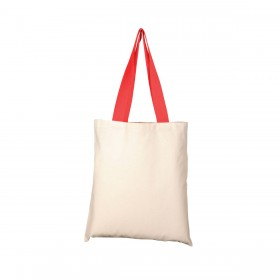 Coloured Handle Cotton Totes