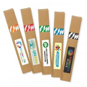 Promotional Reusable Drinking Straws | Stainless Steel