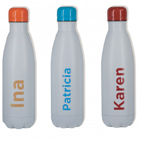 Personal Name Copper Vacuum Insulated Bottles