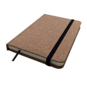 Cork Soft Wood Notebooks