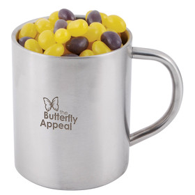 Mini Jelly Beans in Mugs