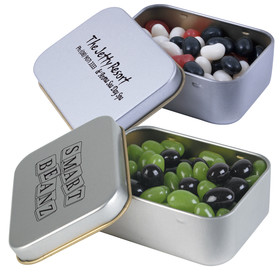 Jelly Bean Rectangular Tins