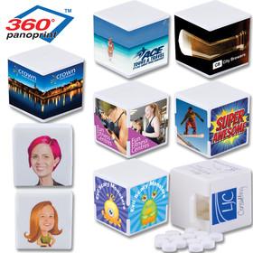 Cube Breath Mints