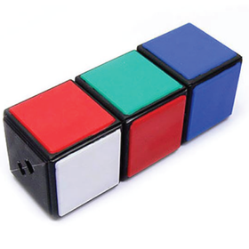 Cube-Style Flash Drives