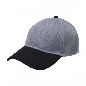 Curved Heather Caps