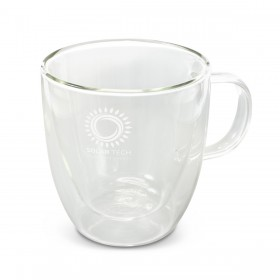 Double Wall Glass Mugs