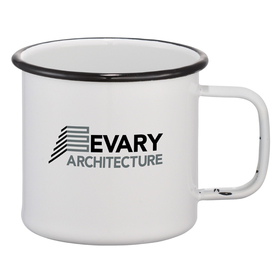 Enamel Metal Mugs