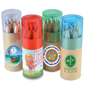 Fairfield Colouring Pencil Tubes