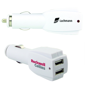 Express Dual USB Car Chargers