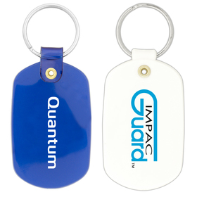 Express Oval Keychains