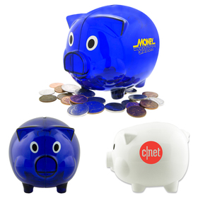 Express Penny Piggy Banks