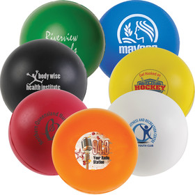 Promo Stress Balls