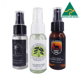 Facial Spritz Bottles
