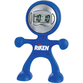 Flexi Man Clocks