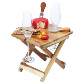 Foldable Cheese and Wine Boards