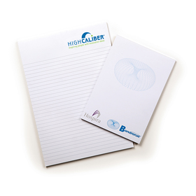 Full Colour A4 Note Pad (25 Leaves)