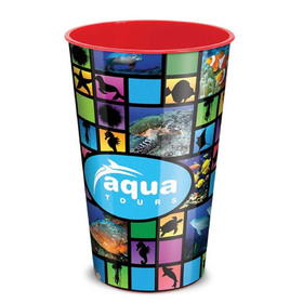 Full Colour Reusable Cups
