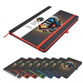 Full Colour Sleeve A5 Notebooks