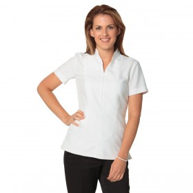 Full Zip Front Tunics