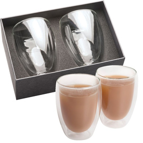 Glass Coffee & Tea Sets
