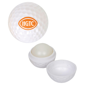 Golf Ball Lip Balms