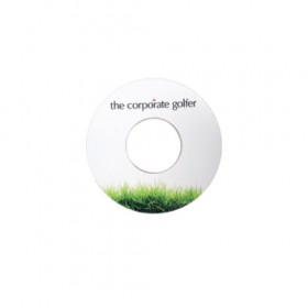 Golf Hole Message Discs