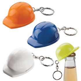 Hard Hat Keyrings