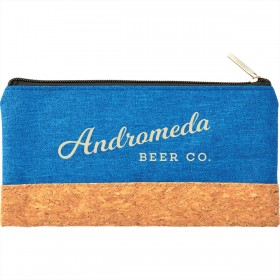 Heather Cork Pencil Cases