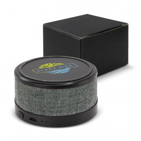 Heather Wireless Charging Speakers