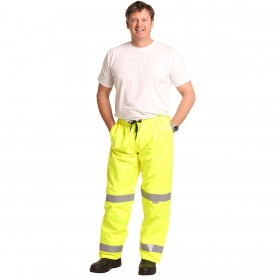 Hi Vis Safety Pants