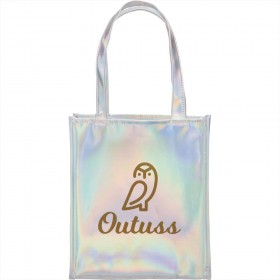 Holographic Gift Totes