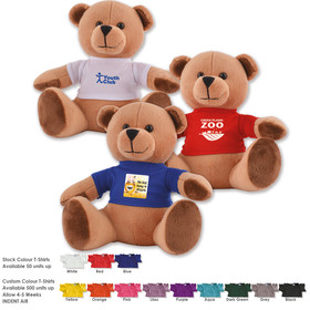 Honey Plush Teddy Bears