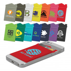 House Lycra Phone Wallets