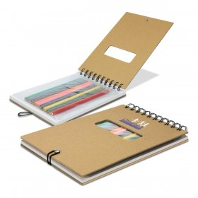 Impression Pencil Notepads