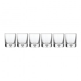 Krosno Legend Whisky Glasses (6 Piece)