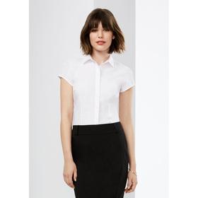 Ladies Euro Short Sleeves